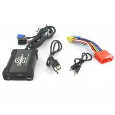 Audi AUX USB SD till  A2 A3 A4 A6 A8 TT