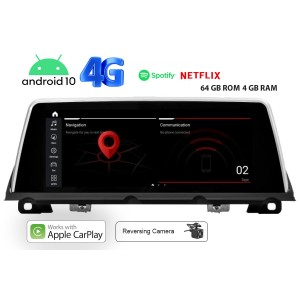 BMW 5 Serie F10/F11 (2009-2012)  Android Bilstereo