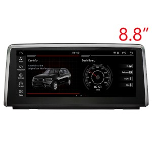 BMW 2 Series Active Tourer(F45)/Gran Tourer(F46) Android Stereo