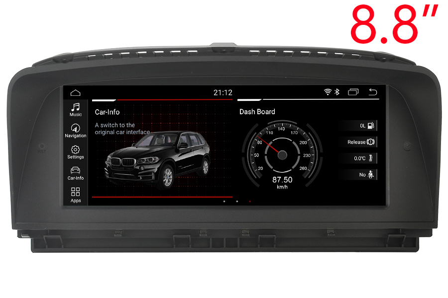 BMW 7 Series(E65/E66) 2001-2008 Android Stereo