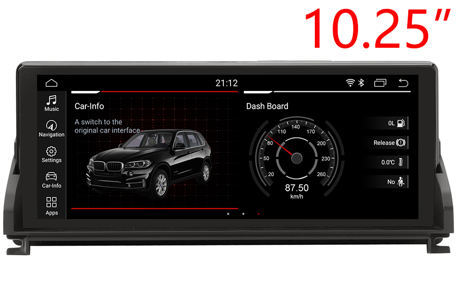 BMW Z4(E89) 2009-2016 Android Bilstereo