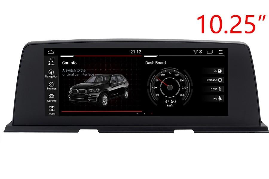 BMW 6 Series (F06/F12/F13) Touch|Bluetooth |WiFi|Navigation 2011-2018