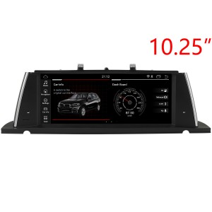 BMW 5 Series GT (F07) 2009-2017 Android multimedia Bluetooth WiFi Navigation