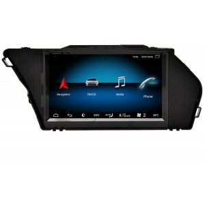 Mercedes-Benz GLK X204 2008-2015 Android multimedia navigation bluetooth