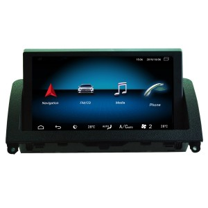 Mercedes-Benz C Class  W204 2007-2011 Android multimedia bluetooth navigation