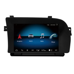 Mercedes-Benz CL C216 S W221 Class 2006-2013 multimedia Android navigation bluetooth