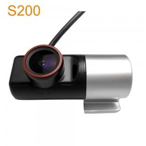DVR inspelning videokamera till S200/S300