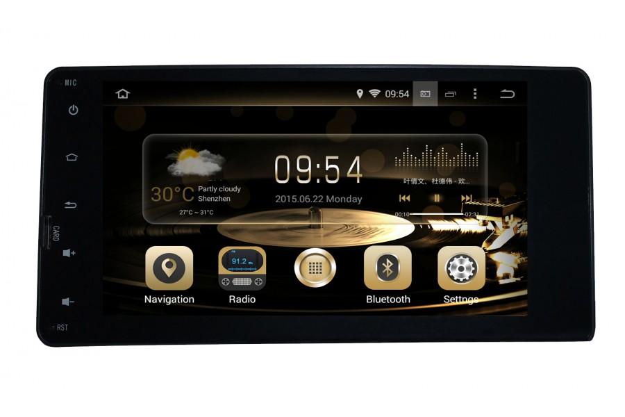 Mitsubishi Outlander Mitsubishi ASX Android multidedia bilstereo Navigation bluetooth 2013-2018