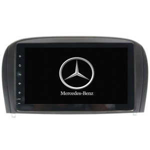 Mercedes-Benz SL-Class (R230) 2006-2012 Android bilstereo