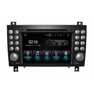 Mercedes SLK W171, SLK200, SLK280, SLK350, SLK55 Android 10 Bilstereo Navigation