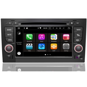 AUDI A4 S4 RS4  Android Bil Multimedia Bilstereo bluetooth navigation 2002 till 2008