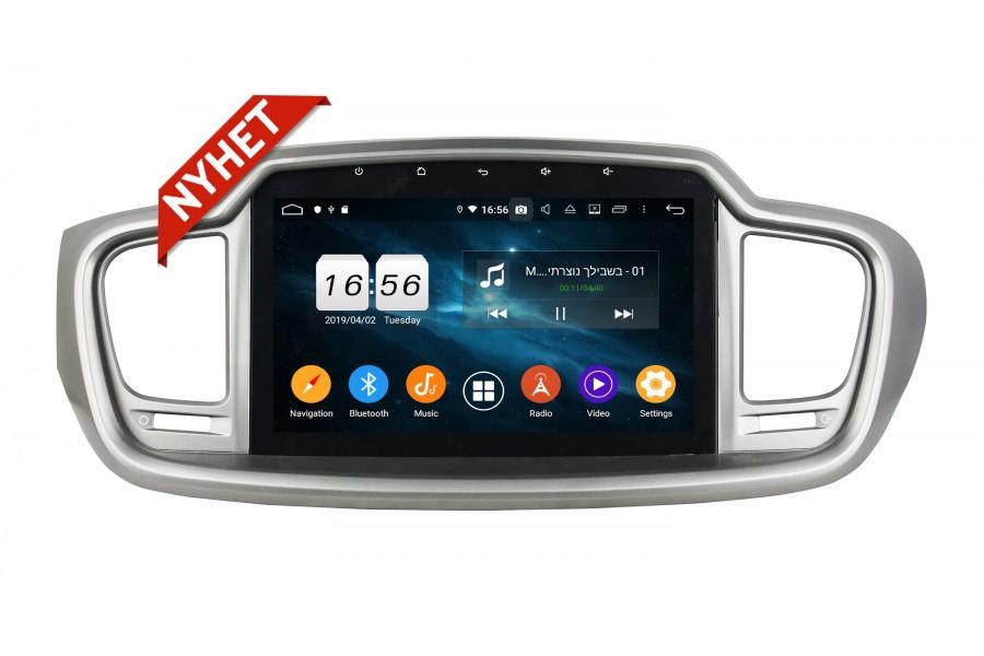 Kia Sorento 2015 - 2016 android BilStereo