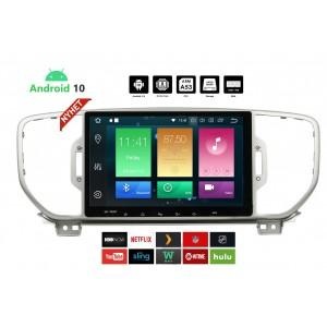 Kia Sportage 2016 - 2017 Android BilStereo