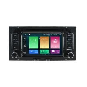 Volkswagen Touareg vw Multivan T5 Bilstereo Navigation Bluetooth 2003-2012