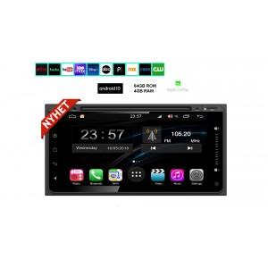 Toyota universal Android multimedia bilstereo Navigation