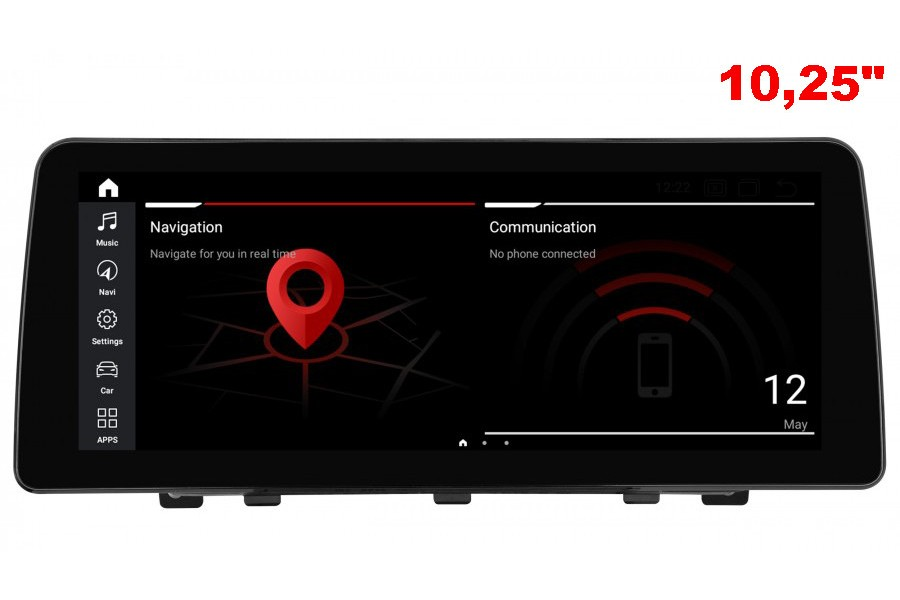 For BMW X1  E84 2009-2015 Android Bilstereo
