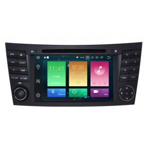 Mercedes E Class W211  Android bilstereo