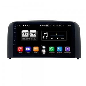 Volvo S80 2001-2006 Android Bilstereo