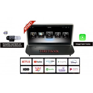 Volvo S40/C30 2004-2011 Android bilstereo