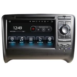 AUDI TT Android multimedia bilstereo  Passar 2006 - 2012